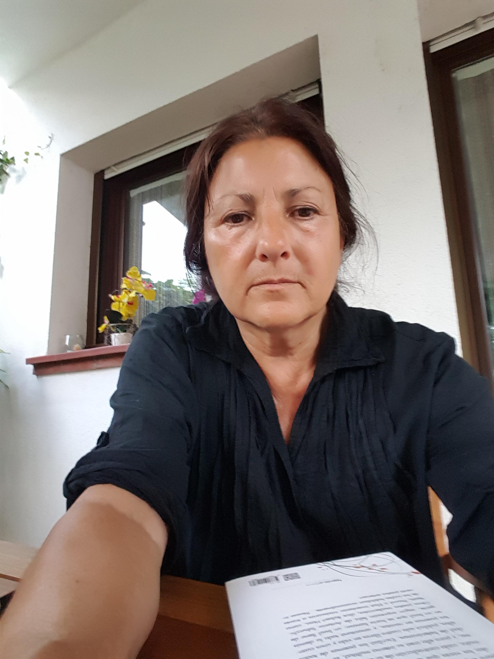La escritora y poeta catalana Anna Rossell
