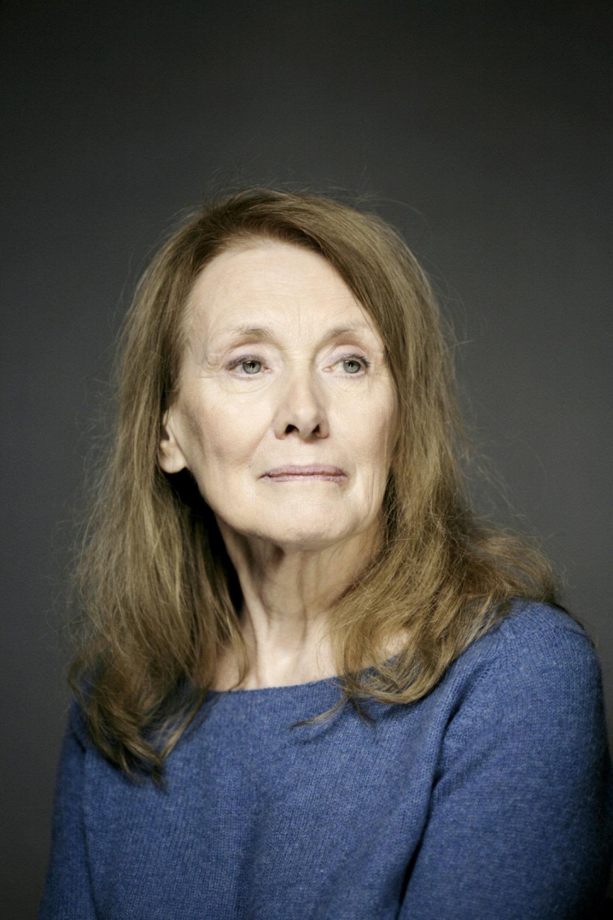 L'escriptora Annie Ernaux
