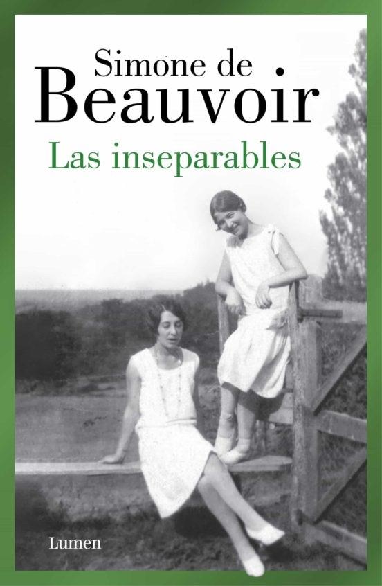 Portada de la novela póstuma de Simone de Beauvoir, «Las inseparables»