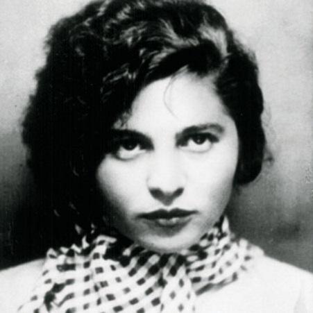 La poeta alemana Mascha Kaléko