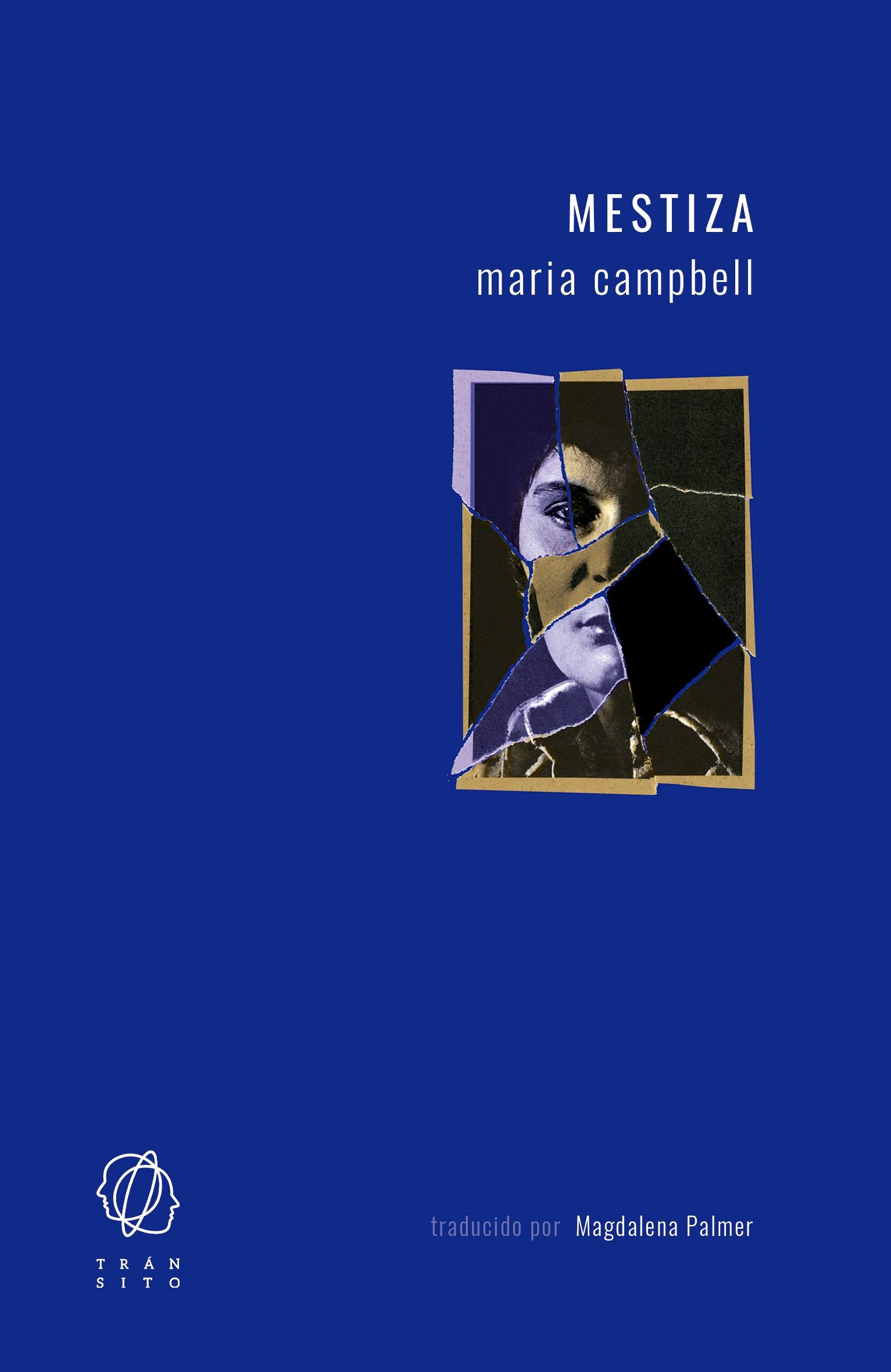 Portada del libro de memorias «Mestiza», de Maria Campbell