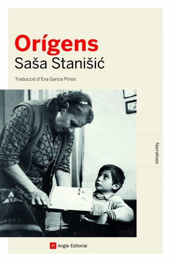 """Portada del llibre """"Orígens"""", de Saša Stanišić"""