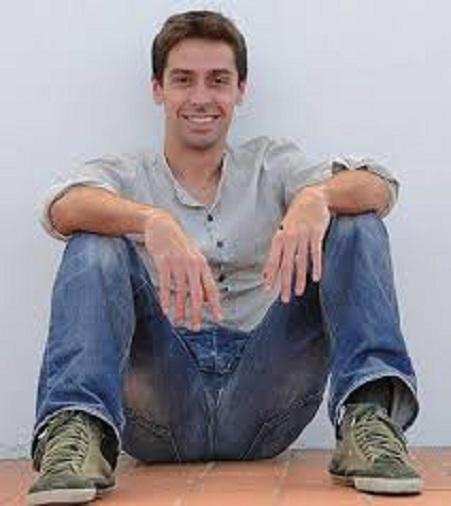 El escritor Pablo Gutiérrez