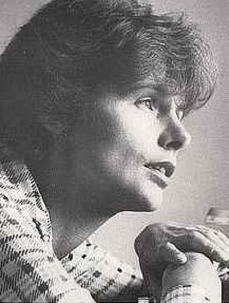 La poeta alemana Renate Rasp