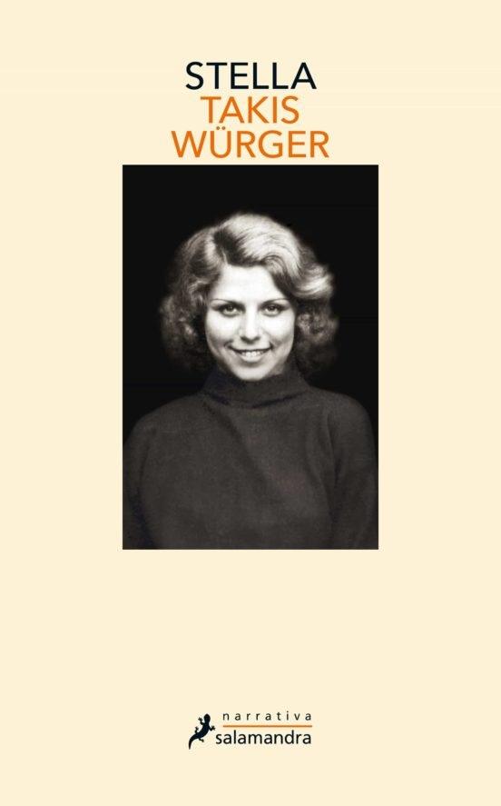 "Portada de la novela ""Stella"", de Takis Würger"