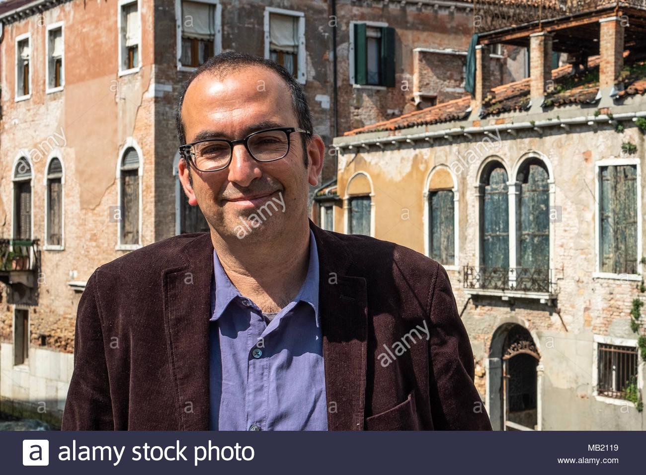 L'escriptor israelià Yishai Sarid