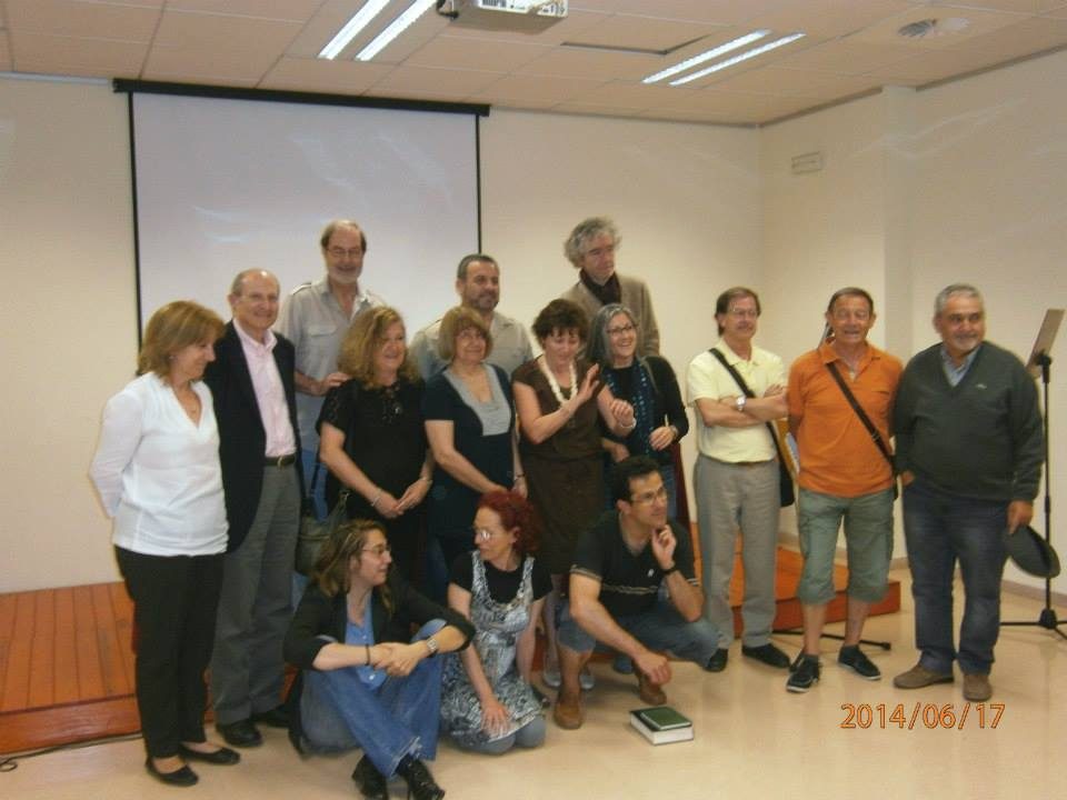 Homenaje a Joan Vinyoli, 2014