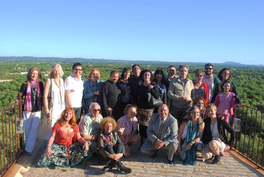 X Encuentro de Poetas en Red. Mallorca, abril 2014