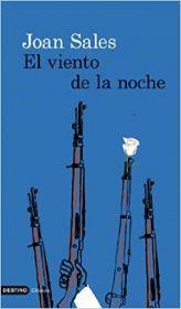 """Portada de la novela de Joan Sales, """"El viento de la noche"""""""