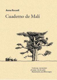 """Portada de """"Cuaderno de Malí"""""""