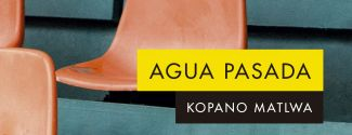 "Portada de la novela ""Agua pasada"", de Kopano Matlwa"