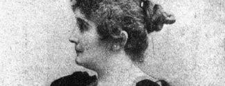 La poeta alemana Sidonie Grünwald-Zerkowitz