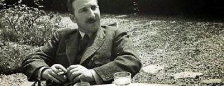 El escritor Stefan Zweig